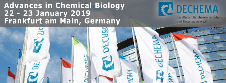 Meet us at the Advances in Biology conference in Frankfurt am Main, Germany