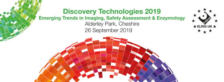 Meet us at the ELRIG Discovery Technologies conference in Alderley Park