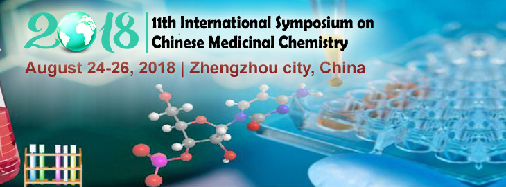 Meet us at the 11th International Symposium for Chinese Medicinal Chemists in Zhengzhou city, China