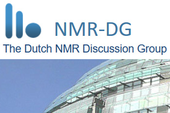 October 18th, 2019 54th Annual NMRDG Meeting 2019, Terneuzen, The Netherlands