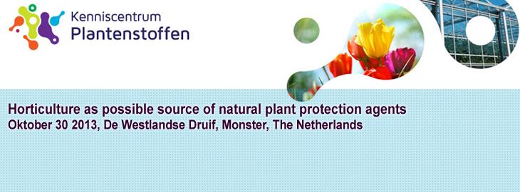 De Tuinbouw als Producent van Groene Gewasbeschermingsmiddelen